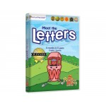 "فيديو تعلم الحروف ""Meet the Letters"""